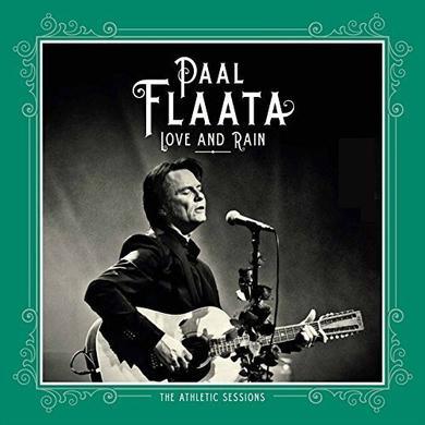 Paal Flaata LOVE & RAIN Vinyl Record