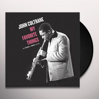 John Coltrane MY FAVORITE THINGS: STEREO & MONO ORIGINAL Vinyl Record
