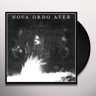 SATANIC WARMASTER NOVA ORDO ATER Vinyl Record