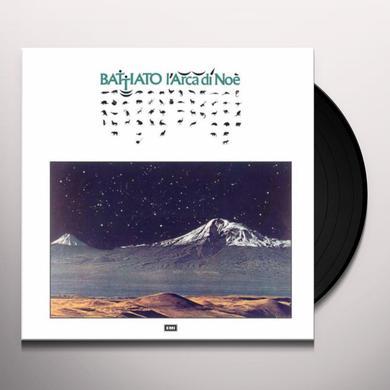 Franco Battiato L'ARCA DI NOE Vinyl Record
