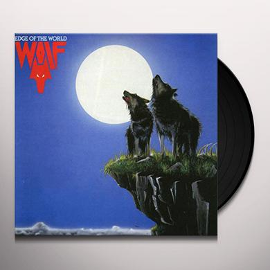 Wolf EDGE OF THE WORLD Vinyl Record