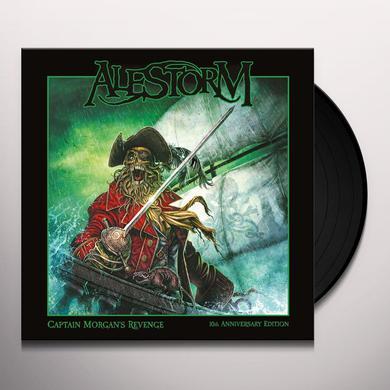 Alestorm CAPTAIN MORGAN'S REVENGE: 10TH ANNIVERSARY EDITION Vinyl Record
