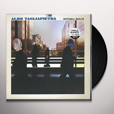 Aldo Tagliapietra INVISIBILI REALTA Vinyl Record