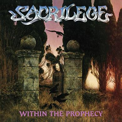 Sacrilege WITHIN THE PROPHECY Vinyl Record