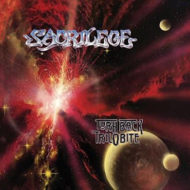 Sacrilege TURN BACK TRILOBITE Vinyl Record