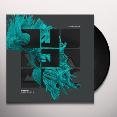 Musumeci MOOD ORGANS Vinyl Record