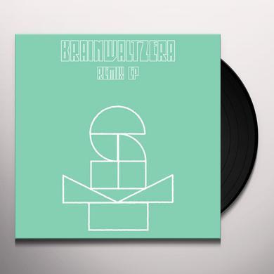 Brainwaltzera REMIX Vinyl Record