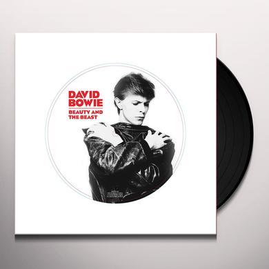 David Bowie BEAUTY & BEAST Vinyl Record