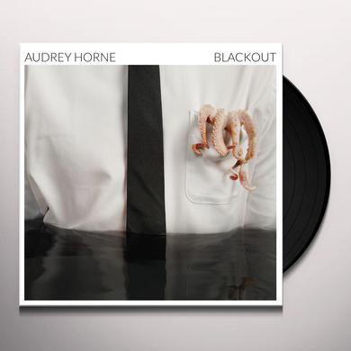 Audrey Horne BLACKOUT Vinyl Record