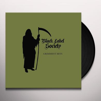 Black Label Society GRIMMEST HITS Vinyl Record