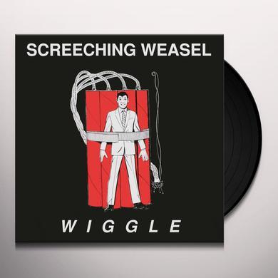 Screeching Weasel WIGGLE Vinyl Record