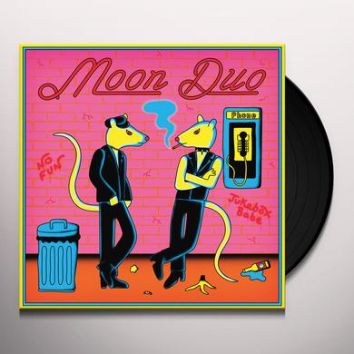 Moon Duo JUKEBOX BABE Vinyl Record