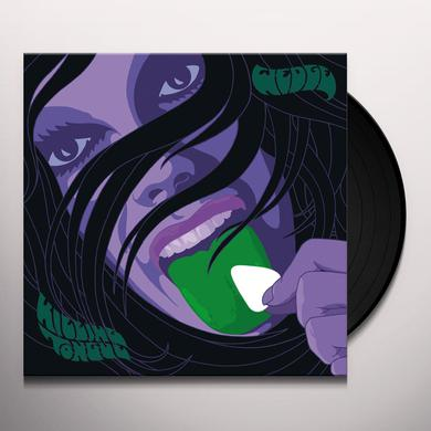 WEDGE KILLING TONGUE Vinyl Record