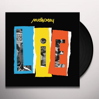 Mudhoney LIE Vinyl Record