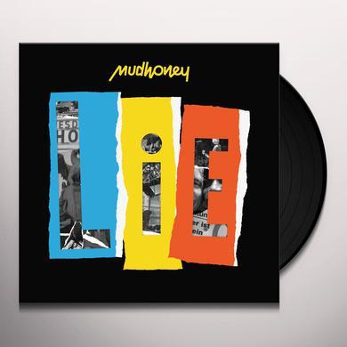 Mudhoney LIE Vinyl Record