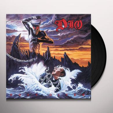 Dio HOLY DIVER (SYEOR 2018 EXCLUSIVE) Vinyl Record