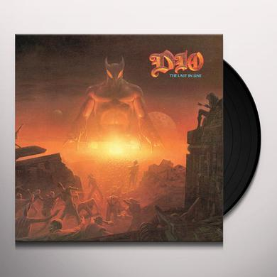 Dio LAST IN LINE (SYEOR 2018 EXCLUSIVE) Vinyl Record