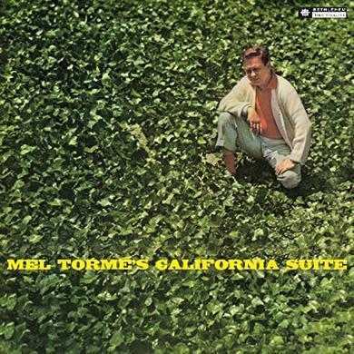 Mel Torme CALIFORNIA SUITE Vinyl Record