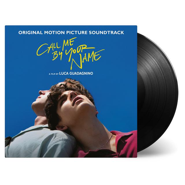 Call Me By Your Name / O.S.T. CALL ME BY YOUR NAME (BLUE VINYL) / O.S.T. Vinyl Record