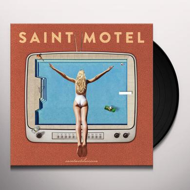 Saint Motel SAINTMOTELEVISION Vinyl Record