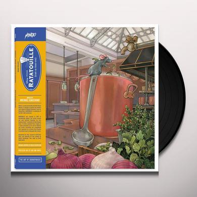 Michael Giacchino RATATOUILLE (SCORE) / O.S.T. Vinyl Record