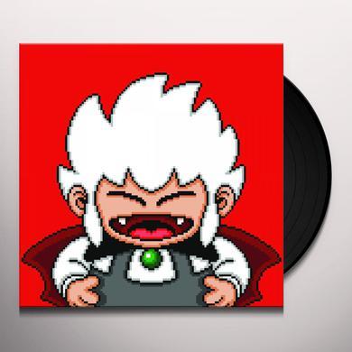 Konami Kukeiha Club KID DRACULA / O.S.T. Vinyl Record