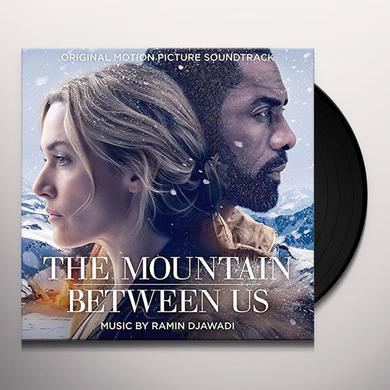 RAMIN DJAWADI MOUNTAIN BETWEEN US - O.S.T. Vinyl Record