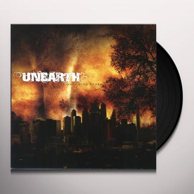 Unearth ONCOMING STORM Vinyl Record