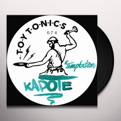 KAPOTE TEMPTATION Vinyl Record
