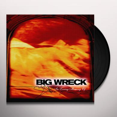 Big Wreck IN LOVING MEMORY OF - 20TH ANNIVERSARY SPECIAL ED. Vinyl Record