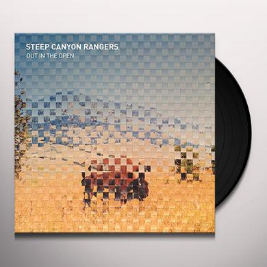 Steep Canyon Rangers OUT IN THE OPEN Vinyl Record