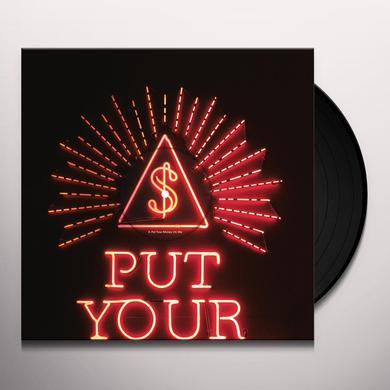Arcade Fire PUT YOUR MONEY ON ME Vinyl Record