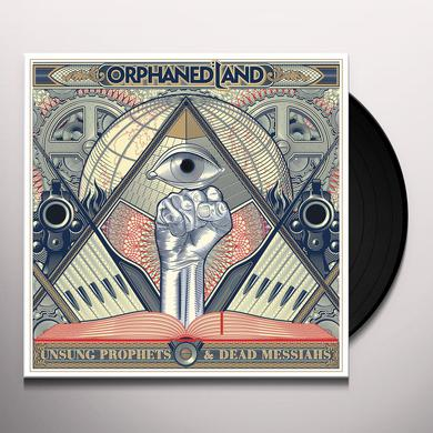 Orphaned Land UNSUNG PROPHETS & DEAD MESSIAHS Vinyl Record