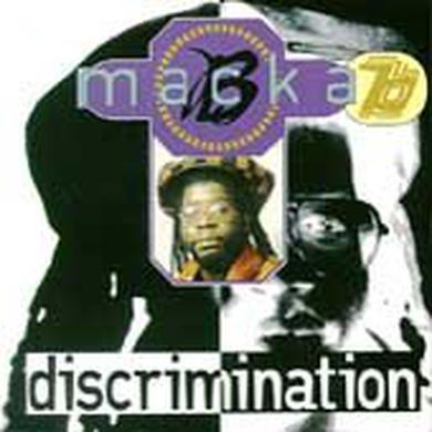 Macka B DISCRIMINATION Vinyl Record