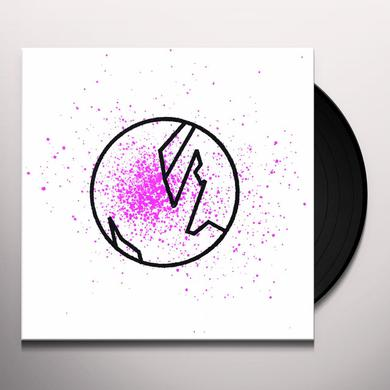 Richard Fearless NIGHT BLIND Vinyl Record