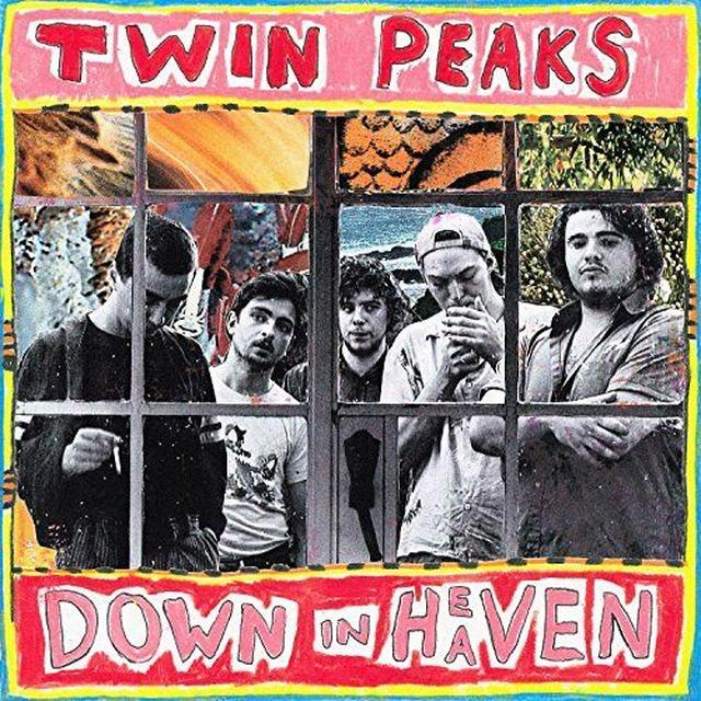 Twin Peaks DOWN IN HEAVEN Vinyl Record