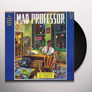 Mad Professor WHO KNOWS THE SECRET OF THE MASTER TAPE Vinyl Record