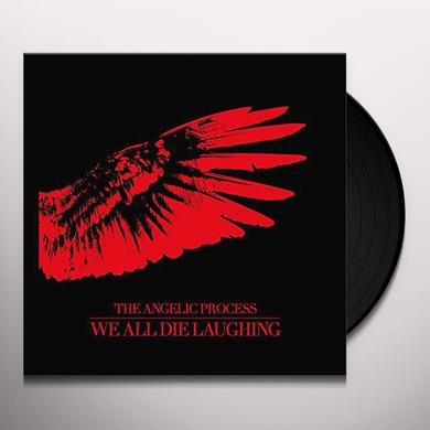 Angelic Process WE ALL DIE LAUGHING BOX SET Vinyl Record