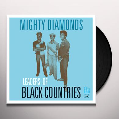 Mighty Diamonds LEADERS OF BLACK COUNTRIES Vinyl Record