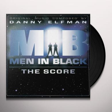 DANNY ELFMAN MEN IN BLACK: THE SCORE (20TH ANNIVERSARY EDITION) Vinyl Record