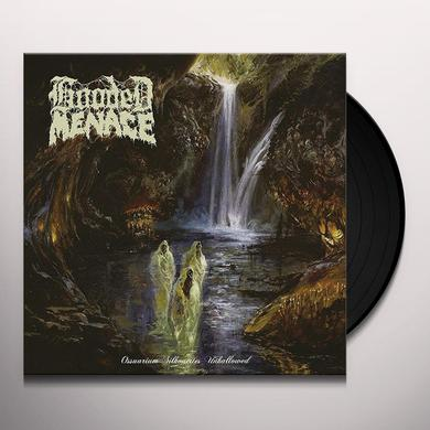 Hooded Menace OSSUARIUM SILHOUETTES UNHALLOWED Vinyl Record