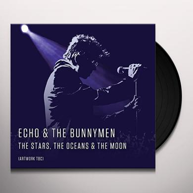 Echo & the Bunnymen STARS THE OCEANS & THE MOON Vinyl Record