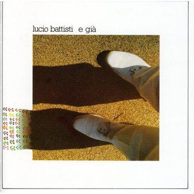 Lucio Battisti E GIA Vinyl Record