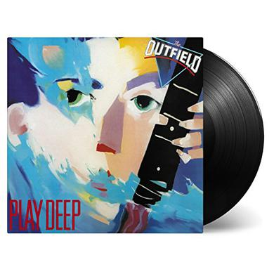 Outfield PLAY DEEP Vinyl Record