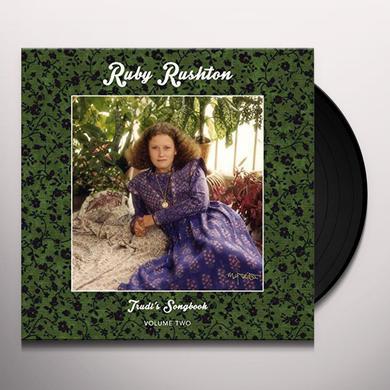 Ruby Rushton TRUDI'S SONGBOOK: 2 Vinyl Record