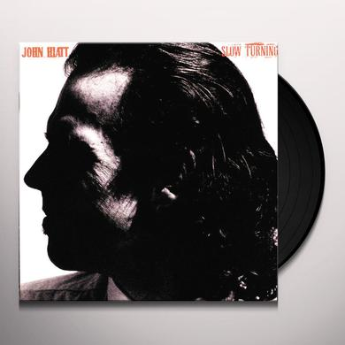 John Hiatt SLOW TURNING Vinyl Record