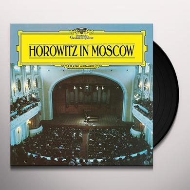 Vladimir Horowitz HOROWITZ IN MOSCOW Vinyl Record