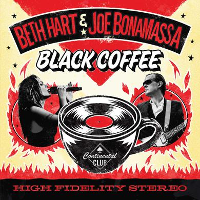 Beth Hart / Joe Bonamassa BLACK COFFEE Vinyl Record
