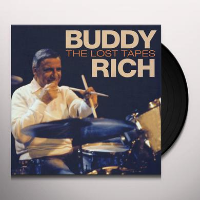 Buddy Rich LOST TAPES Vinyl Record