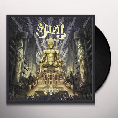 Ghost CEREMONY & DEVOTION Vinyl Record